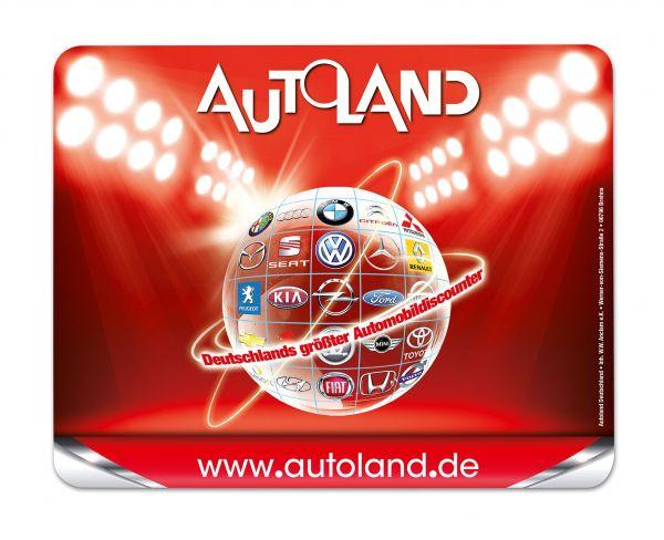 Mousepad Standard mit individuellem Design bedrucken lassen