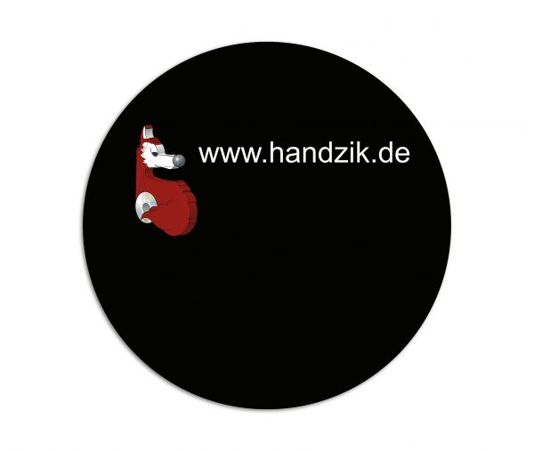 Mousepad rund mit eigenem Logo bedruckt