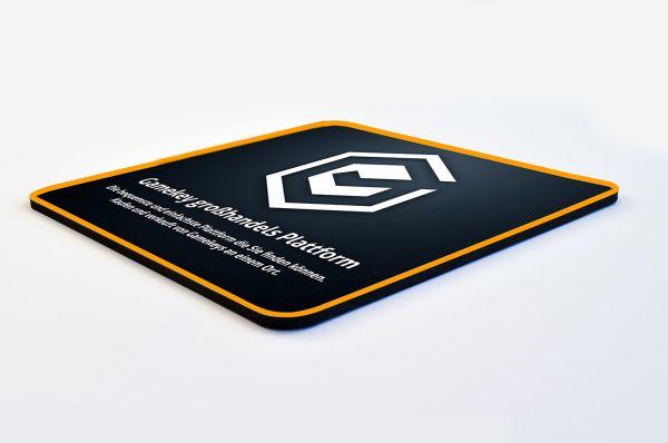 FatPad Mauspad 5mm individuell bedruckt